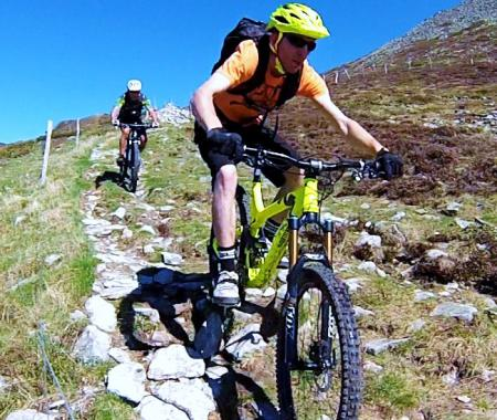 Vtt cantal trail le lioran tour du puy mary caldera mes exp riences routes vtt - Office tourisme le lioran ...